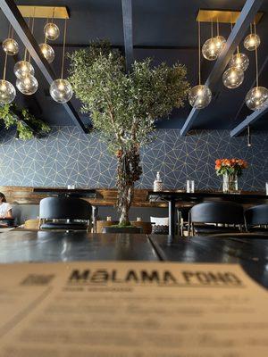 Malama Pono Restaurant